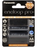 AA-2450 NiMH Eneloop pro - blistr 2ks Ready To Use