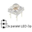 LED-CAR OSWA4EZ2C1P-HCRI