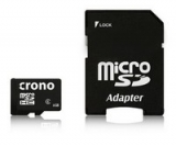 Kingston micro SDHC 8GB /4 + SD adaptér